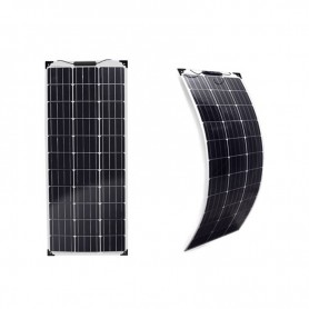 80w Flexible Solar Panel - Flexible -12V Monocrystalline