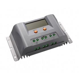 Régulateur de charge MPPT 10A 12V / 24V SOLARFAM SX1050EU