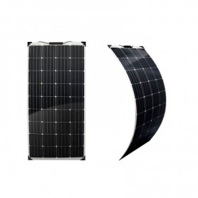Solar panel 160w Flexible - Flexible -12V Monocrystalline