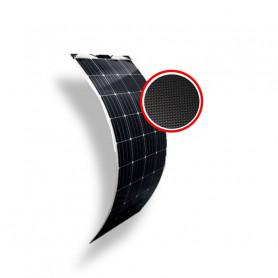Panneau solaire 80w 12v monocristalin souple-flexible ETFE-EcoWatt-Flex