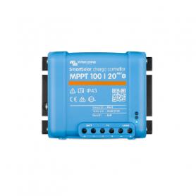 Régulateur de charge 20A MPPT 100/20 SmartSolar 12/24/48V Retail - Victron Energy