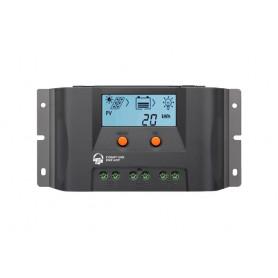 Régulateur de charge PWM 30A 12V / 24V - Courtois Energy