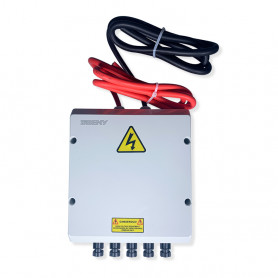 5 INPUT PHOTOVOLTAIC Junction Box