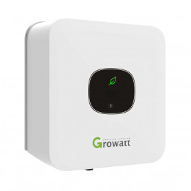 Onduleur réseau 4.6kW - Double MPPT - MIN 4600TL-XE - Growatt