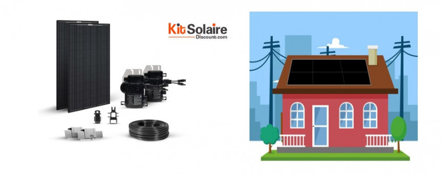 Kits solares de autoconsumo
