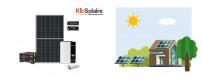 Kits Autonomes Sites-Isolés avec stockage batteries