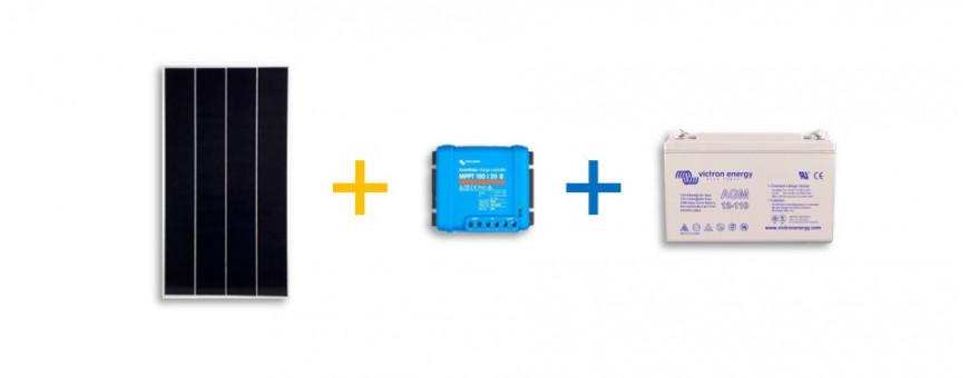 Kits 12V 24V Avec Batteries