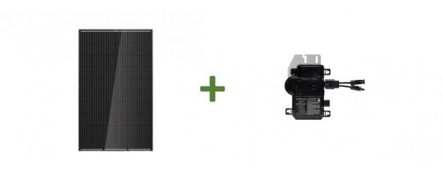 Kits autoconsommation avec Micro-Onduleur