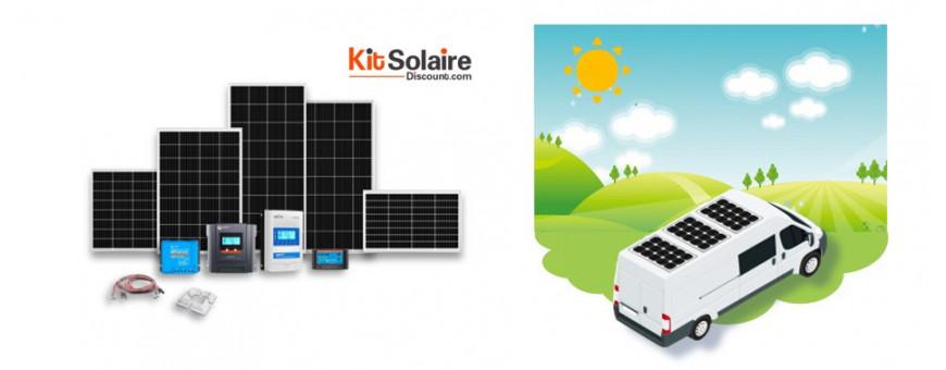Motorhome & Boat solar kits