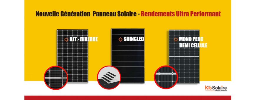 Paneles solares clásicos